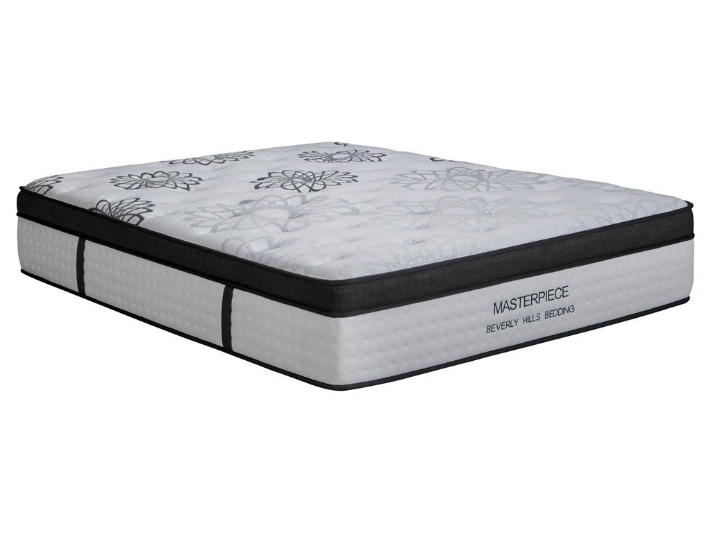7 - Zone Pocket Spring Mattress Memory Foam Coil Mattress No Reversible